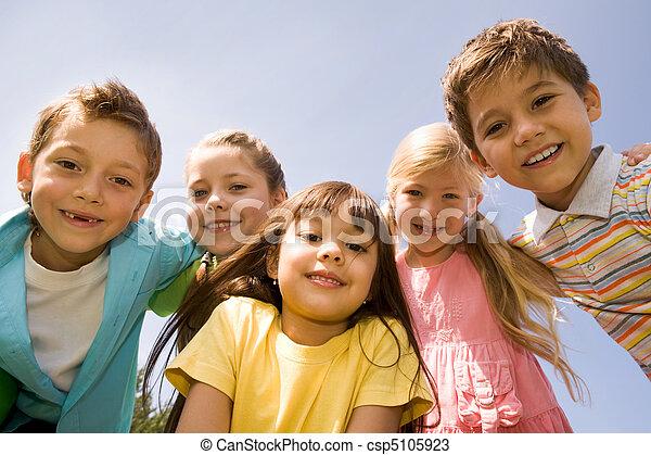 preschoolers - csp5105923