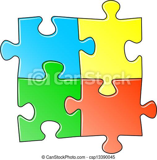 puzzle, puzzle - csp13390045