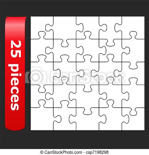puzzle, puzzle - csp7198298