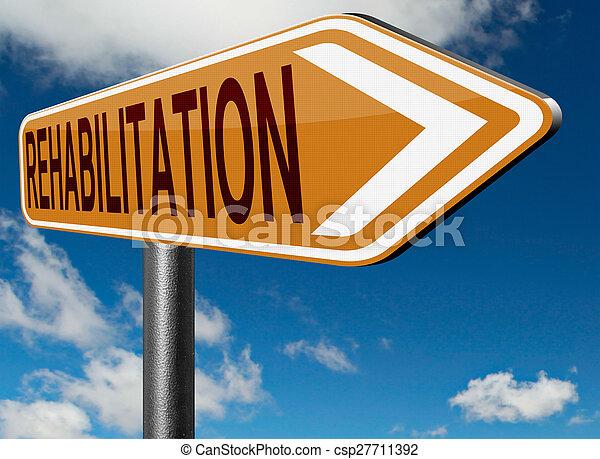 rééducation - csp27711392
