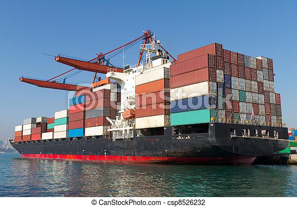 récipient bateau - csp8526232