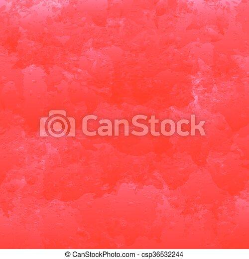 résumé, design., ton, fond, rouges - csp36532244