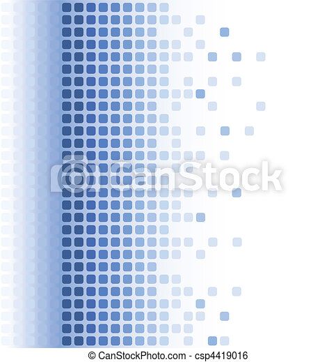 résumé, mosaïque, fond - csp4419016