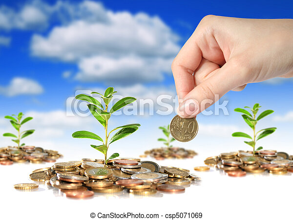 réussi, investments., business - csp5071069