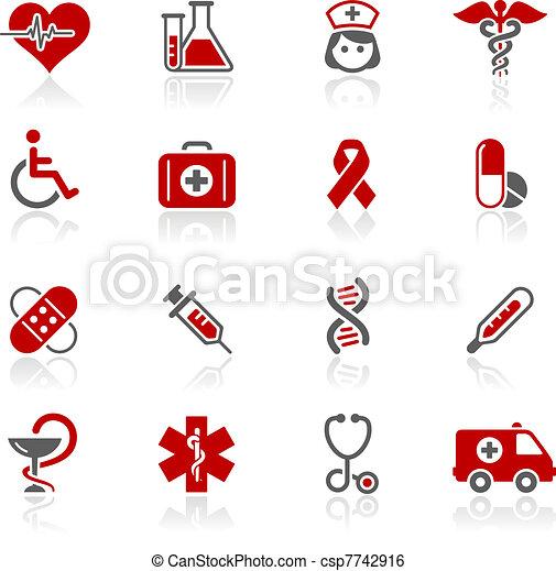 redico, &, /, lande, médecine, soin - csp7742916