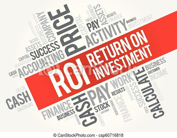 roi, -, retour, investissement - csp60716818