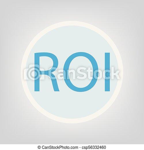 roi, (return, investment) - csp56332460