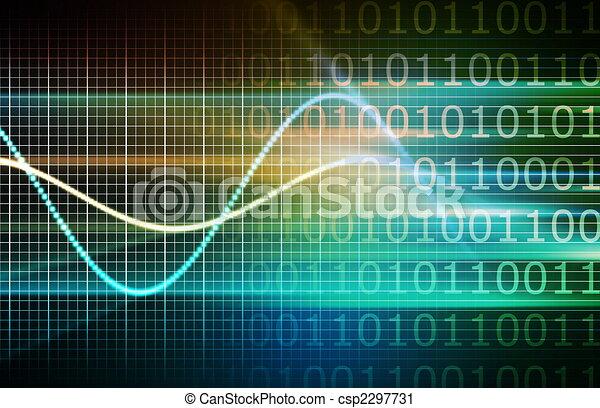 sécurité, réseau, cyber - csp2297731