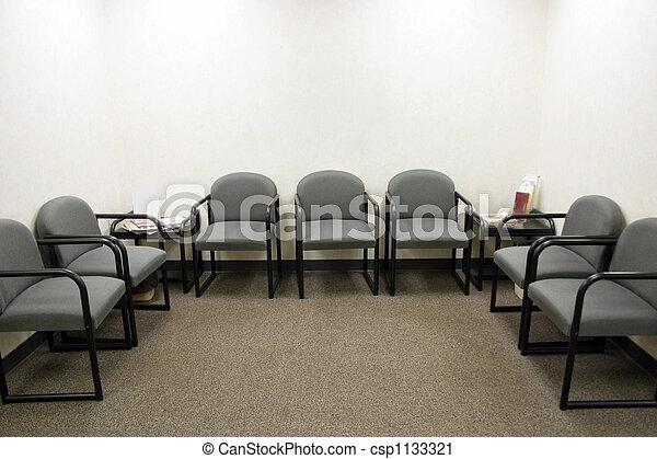 salle d'attente - csp1133321
