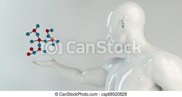 science, recherche - csp68520828