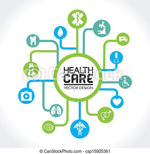 services médicaux - csp15925361