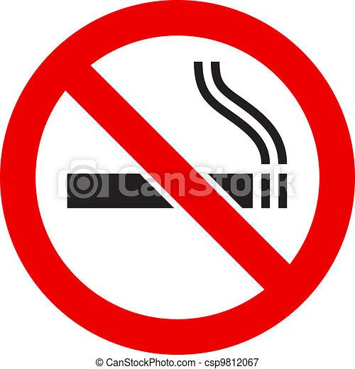 signe tabagisme, non - csp9812067