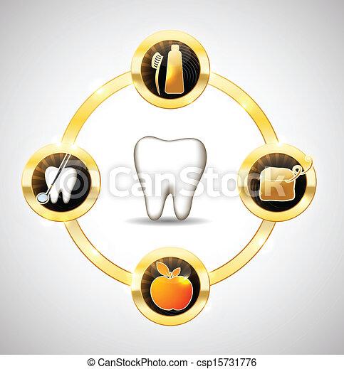soin dentaire - csp15731776