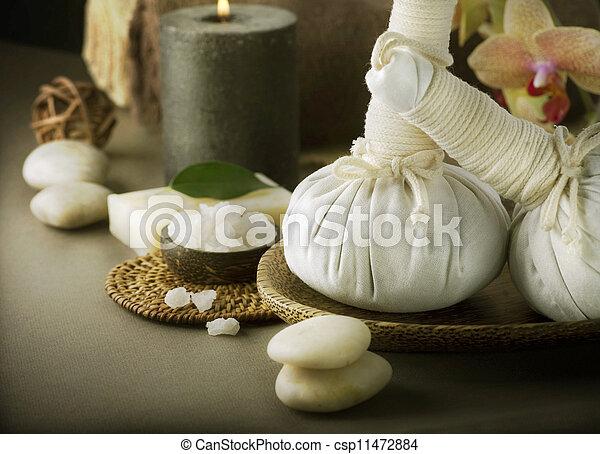 spa, masage - csp11472884