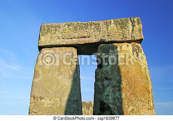 stonehenge - csp1639877