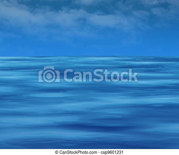 surface eau - csp9601231