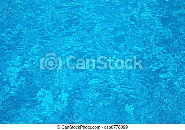 surface eau - csp0778099