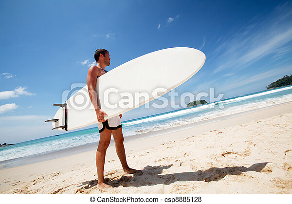 surfeur - csp8885128