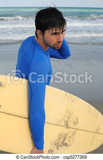 surfeur - csp5277269