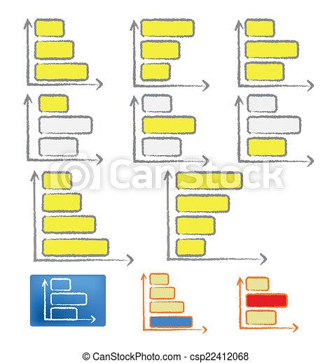 symboles, manuscrit - csp22412068