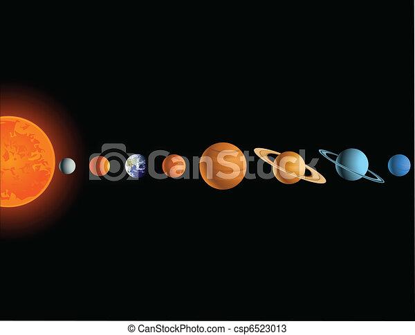 système, solaire - csp6523013