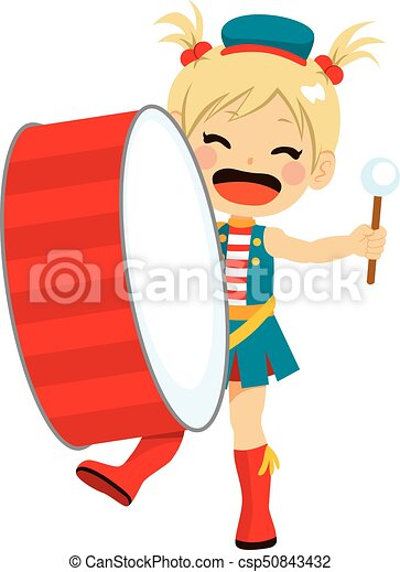 tambours bande - csp50843432