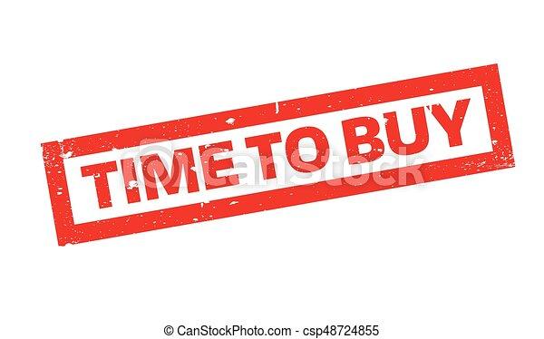tampon, achat, temps - csp48724855