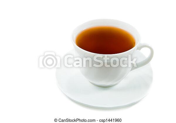 tasse thé - csp1441960