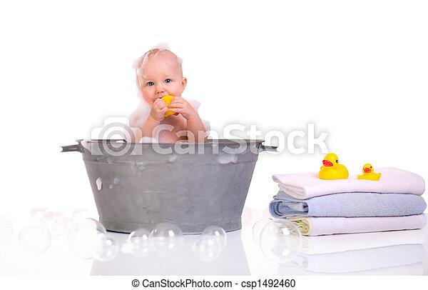 temps bain - csp1492460