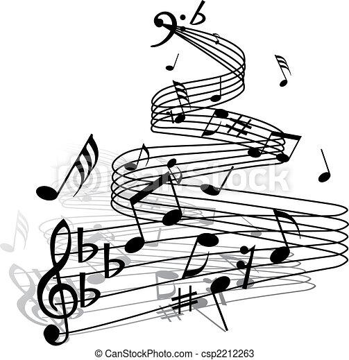thème, personnel musical - csp2212263