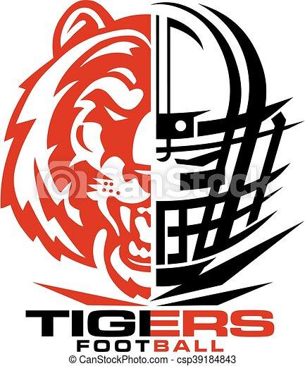 tigres, football - csp39184843