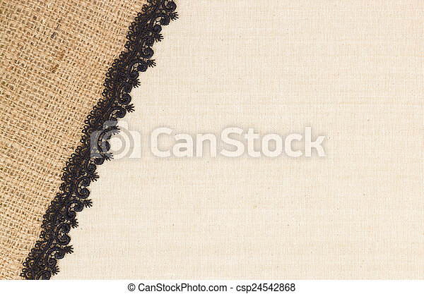 toile, texture - csp24542868