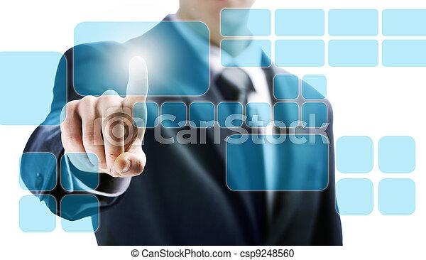 touchscreen, interface - csp9248560