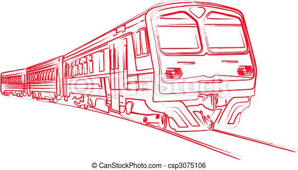 train - csp3075106