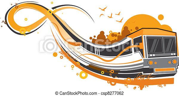 train - csp8277062