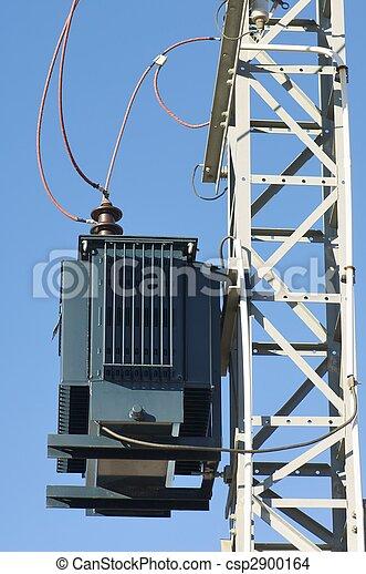 transformateur, électrique - csp2900164