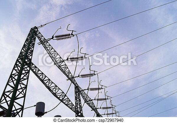 transformateur, puissance - csp72907940