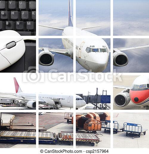 transport, air - csp2157964