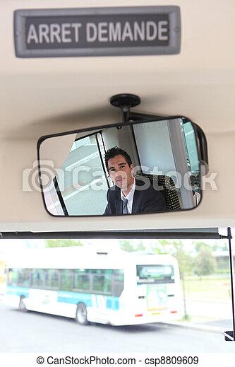 transporter chauffeur - csp8809609