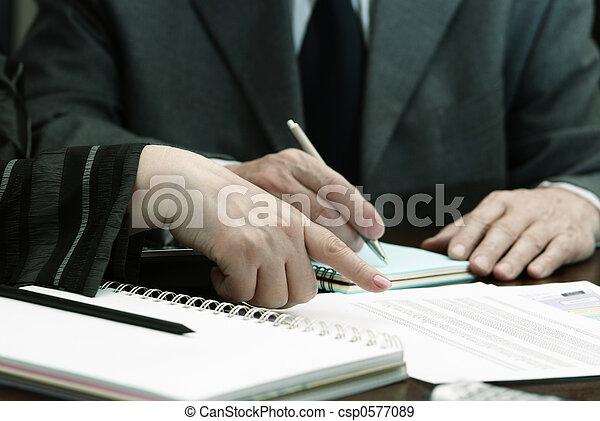 travail, business - csp0577089