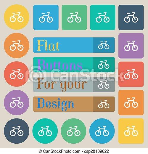 vélo - csp28109622