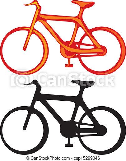 vélo - csp15299046