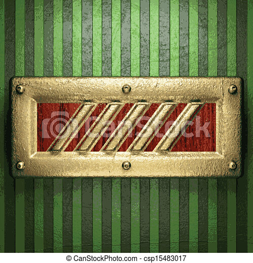 vert, or, fond - csp15483017