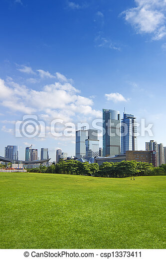 ville parc - csp13373411